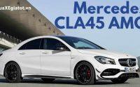 Ngoại thất trẻ trung, khỏe khoắn của Mercedes CLA 45